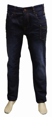 "Intensiv stretch jeans  ""  Drago  ""  Dark used"