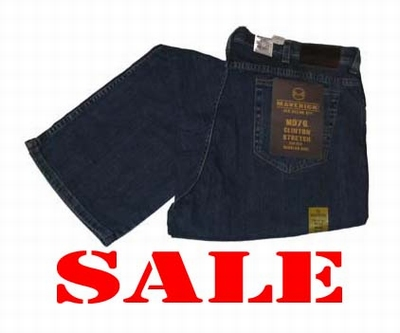 "Maverick stretch jeans  "" Bootcut  ""  Dark used"