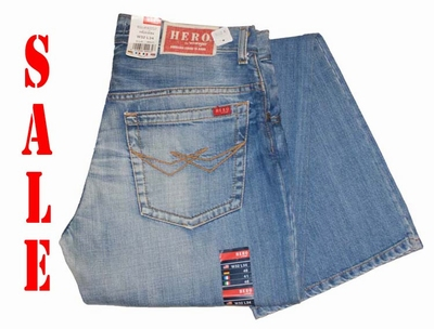 "Hero jeans   "" Bootcut ""  Medium used"