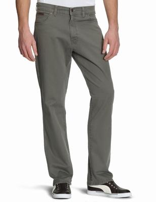 "Wrangler stretch jeans "" Texas "" Grijs / groen"
