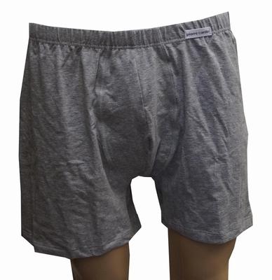 """Grote maten heren boxershort  """" Pierre Cardin """" grijs"""