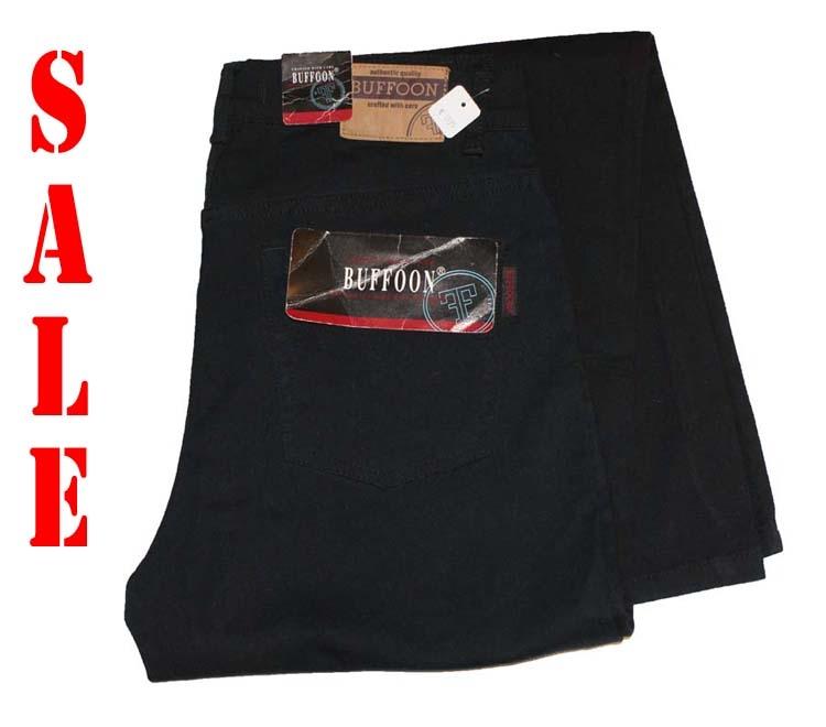 """Buffoon jeans   """" Zwart """""""