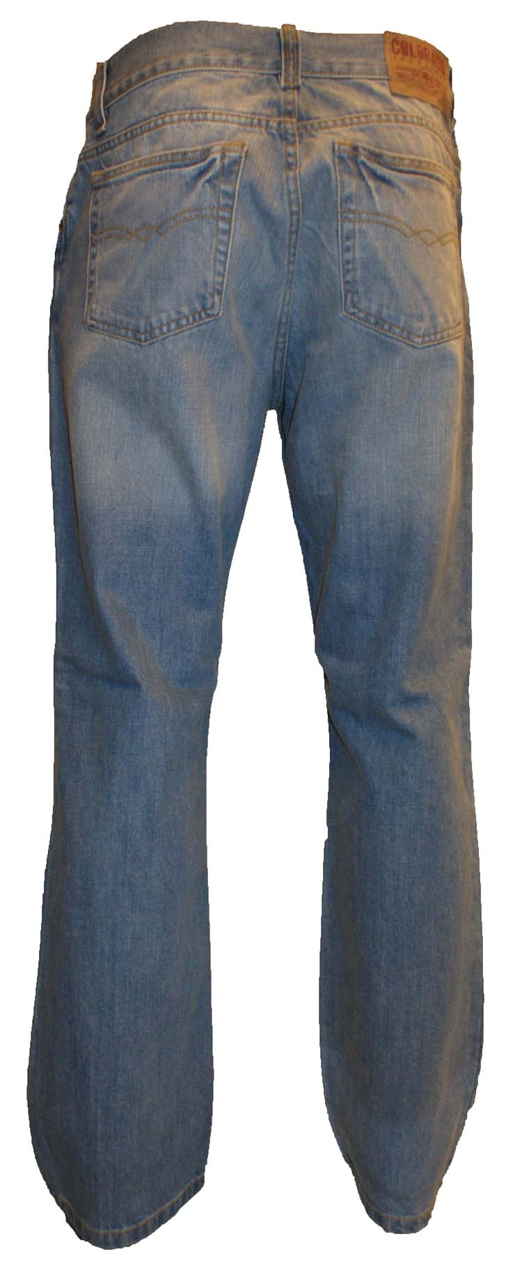 "Colorado jeans  "" Lake ""  Bleach used"