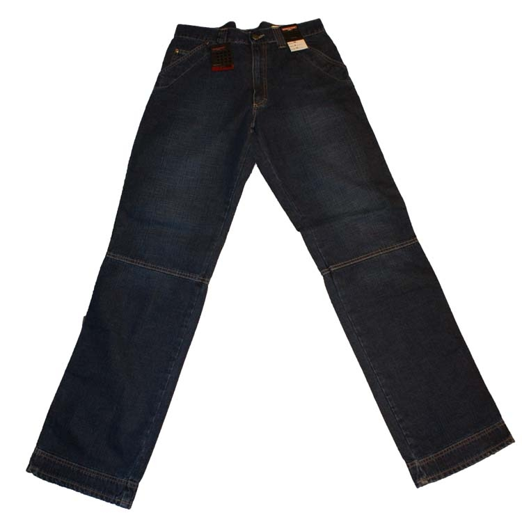 """Double face jeans   """" Worker """"  Dark used"""