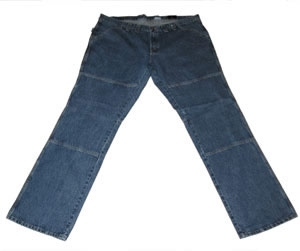 """Excellent jeans  """" Worker """"  Donker blauw"""