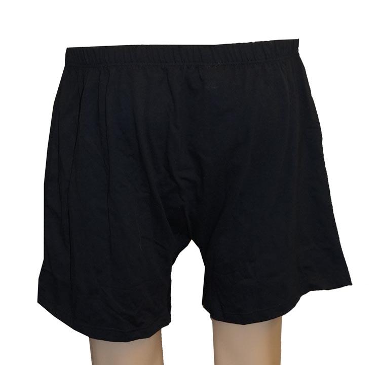 """Grote maten heren boxershort  """" Pierre Cardin """" zwart"""