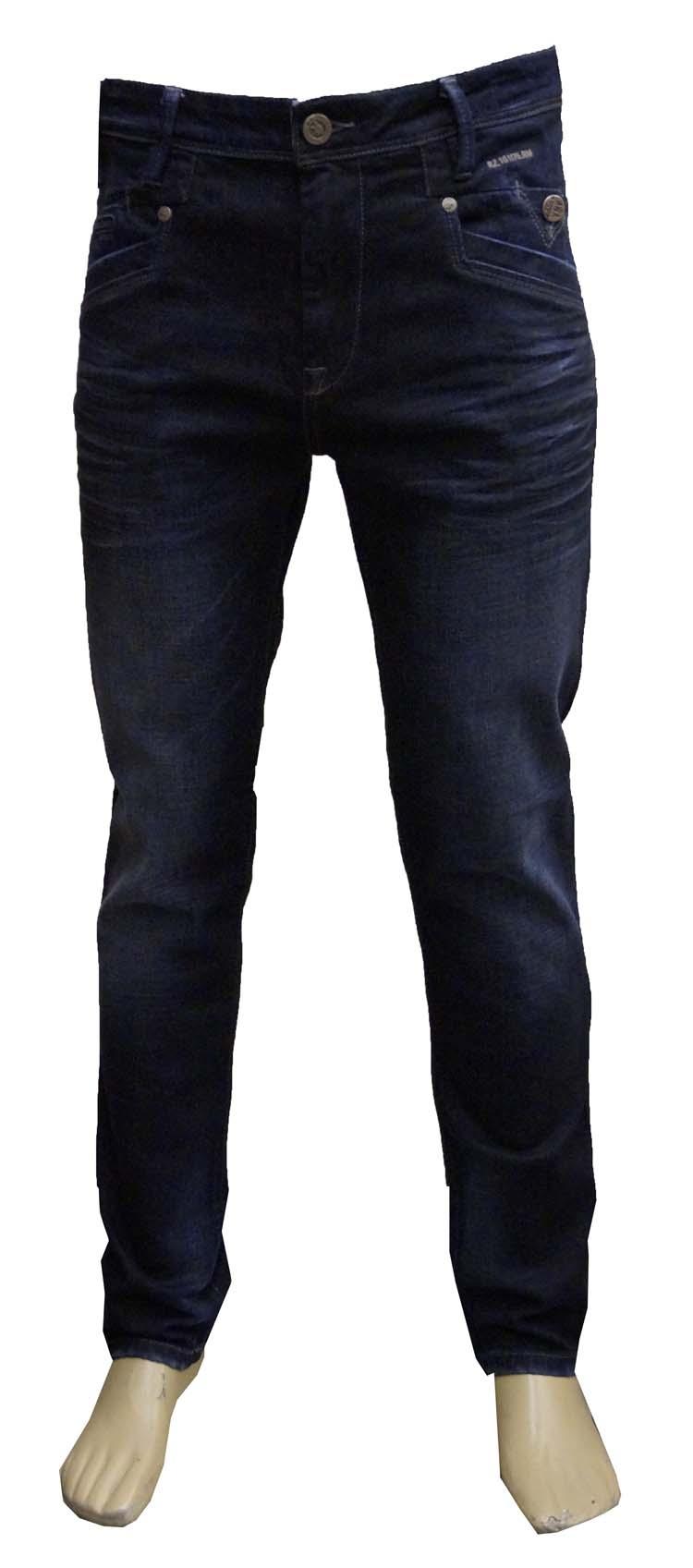 "Intensiv stretch jeans  ""  Santos  ""  Dark used"