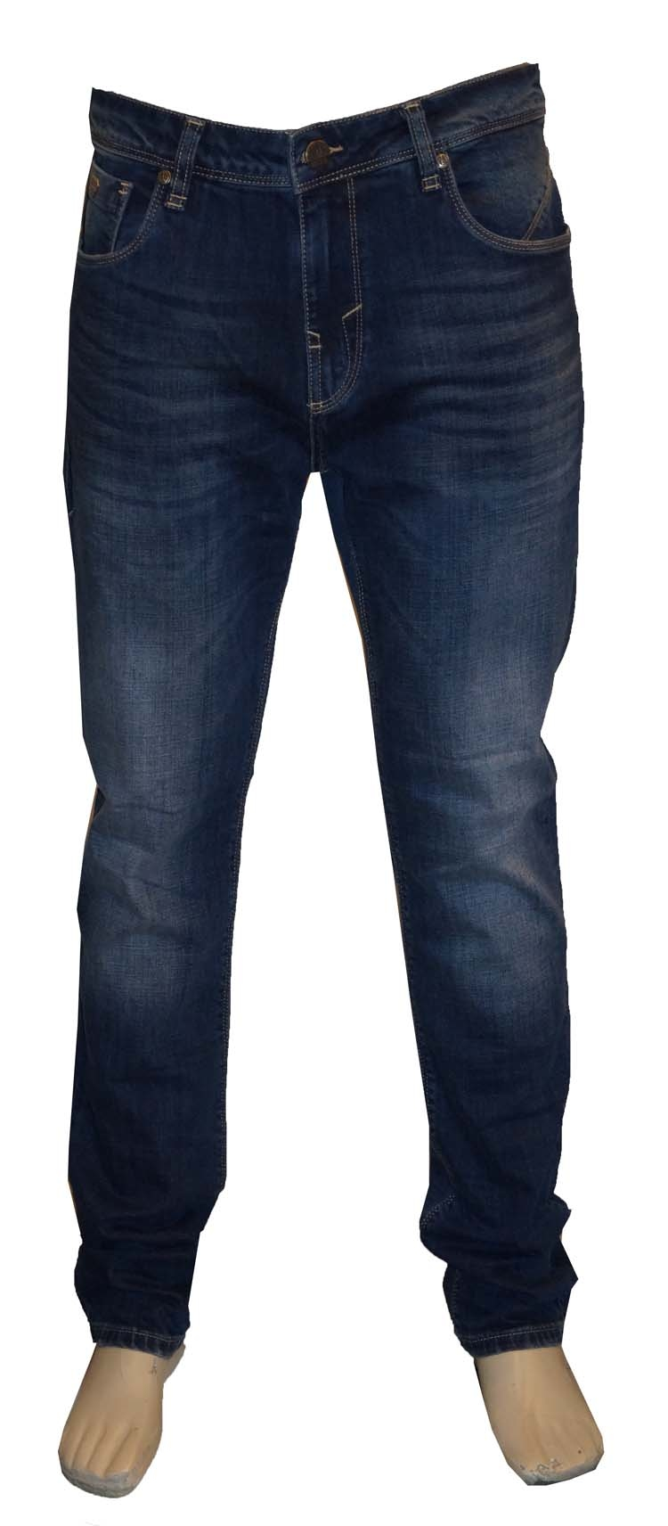 "Intensiv stretch jeans  ""  Timo  ""  Dark stone used"