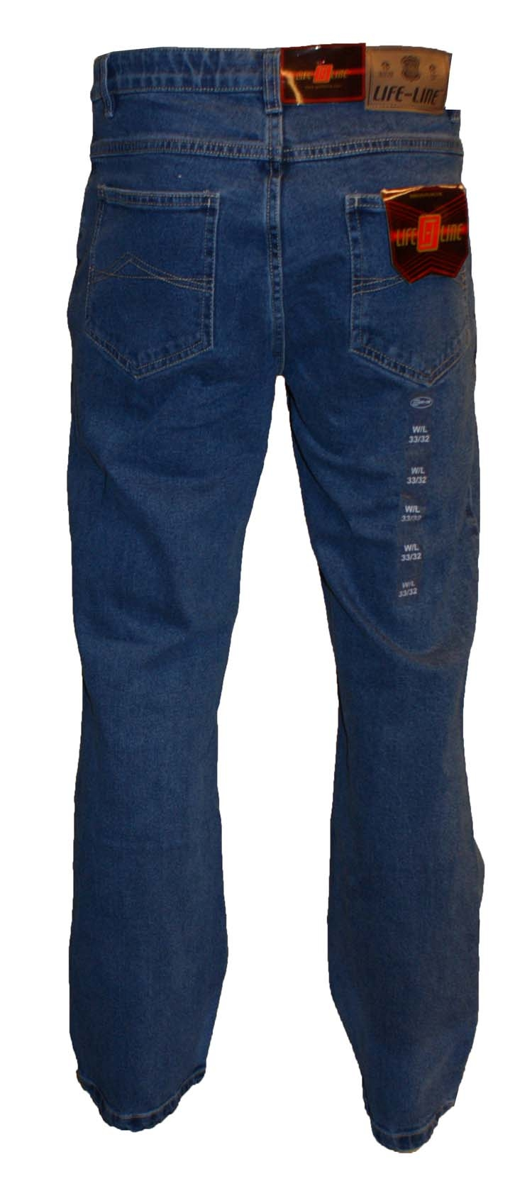 "Life line stretch jeans ""  Dark stone """