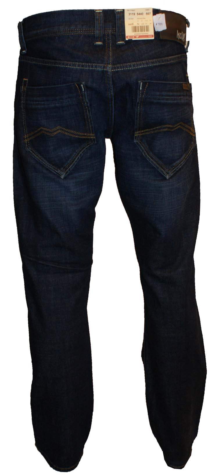 "Mustang jeans  "" New Oregon ""  Dark used"