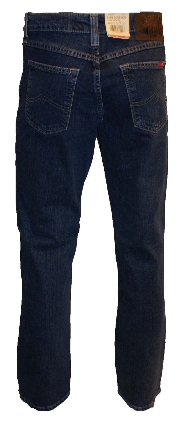 "Mustang stretch jeans  "" Bige sure ""  Dark stone"