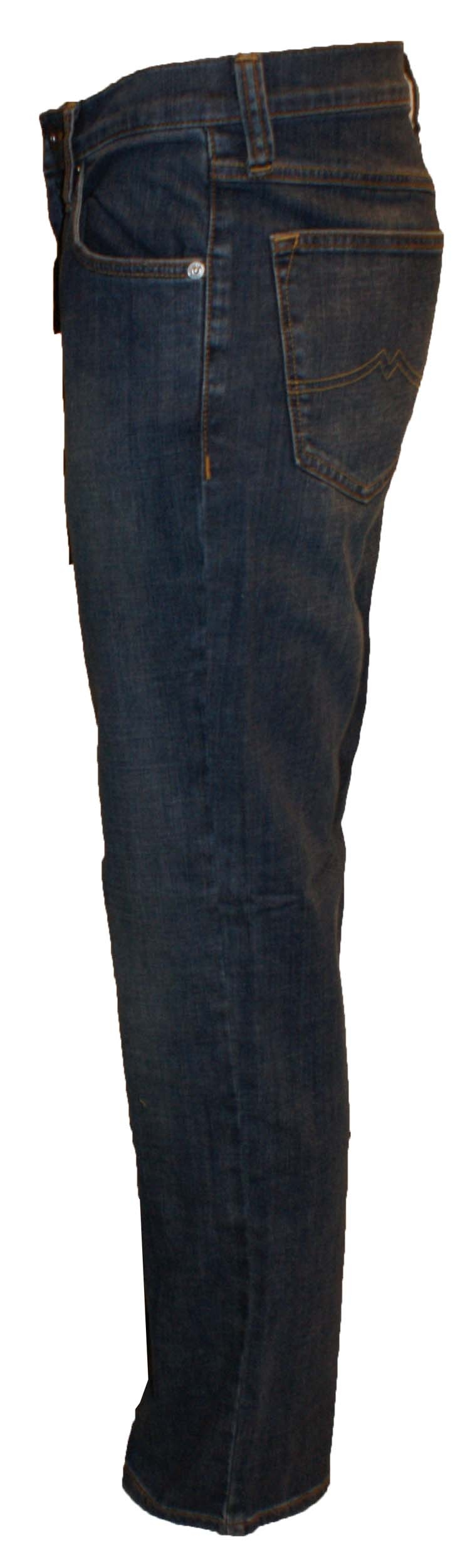"Mustang stretch jeans  "" Bige sure ""  Dark used"