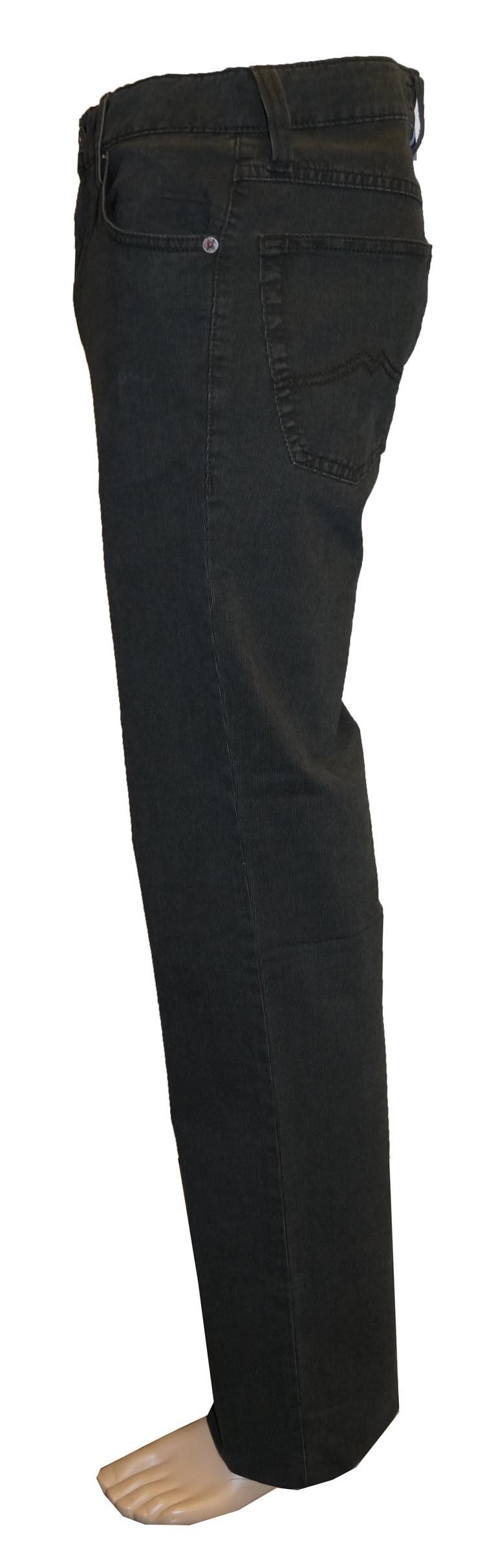 "Mustang stretch jeans  "" Tramper ""  Groen"