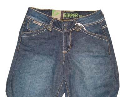 "Tripper stretch jeans  "" Sierzak ""  Dark used"