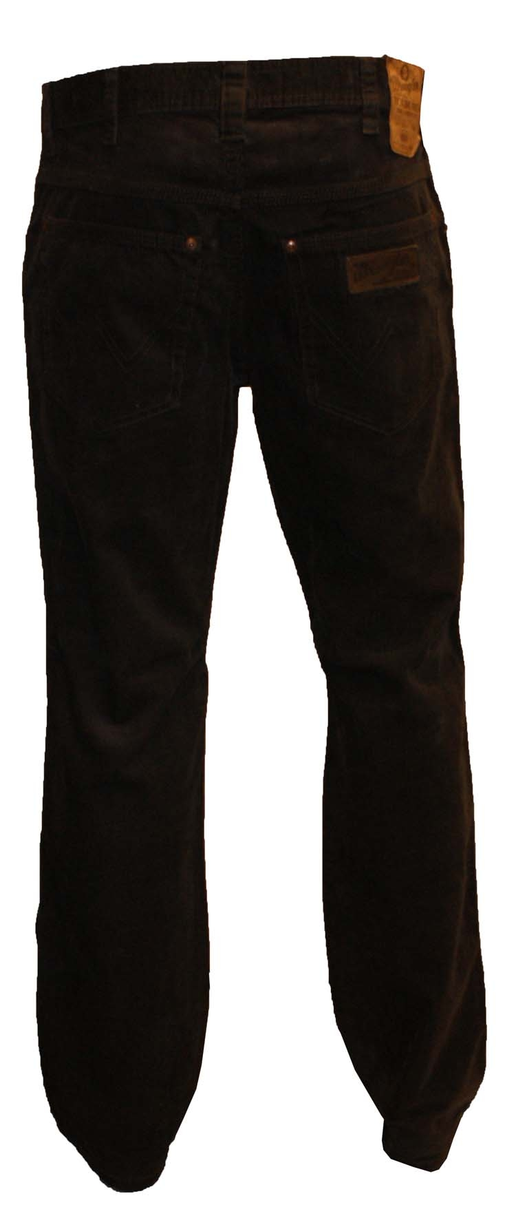 "Wrangler jeans  "" Roxboro ""  Corduroy  Bruin"