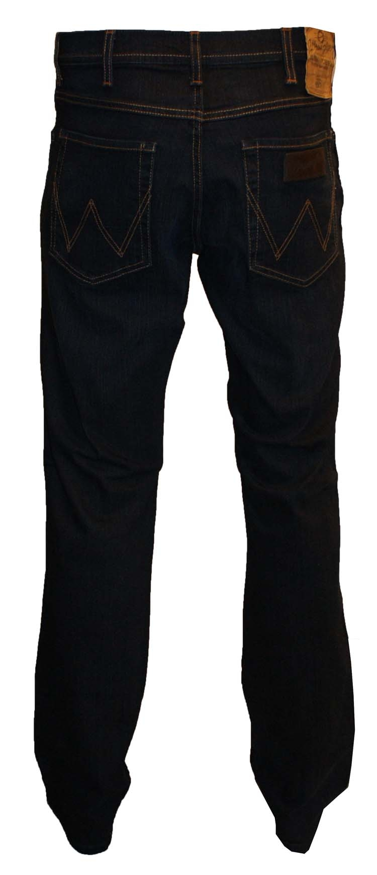 "Wrangler stretch jeans  "" Alaska ""  Ultra dark"