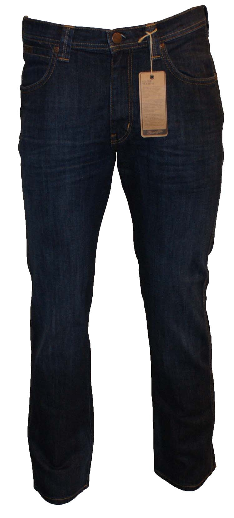 "Wrangler stretch jeans  "" Arizona""  Ultra dark"