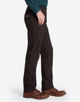 """Wrangler stretch jeans """" Texas """" Donker bruin"""