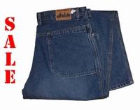 Blue image jeans